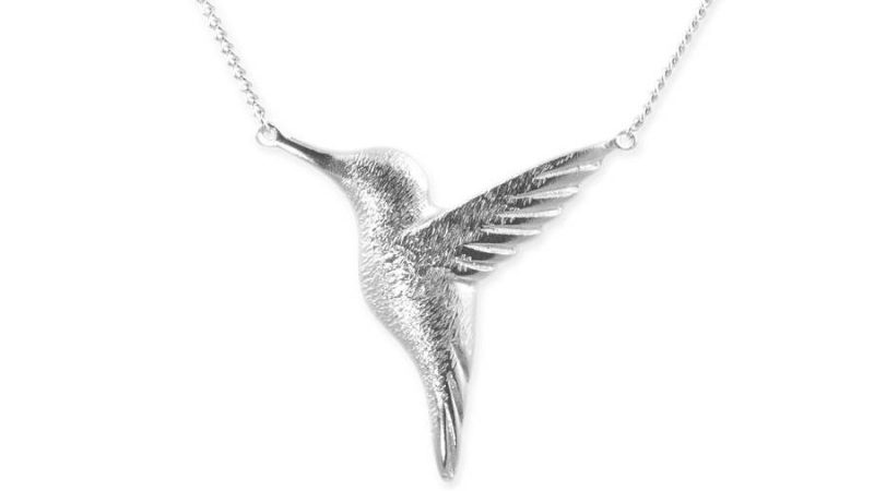 WIN a Beautiful Hummingbird Necklace by Jana Reinhardt worth £89!