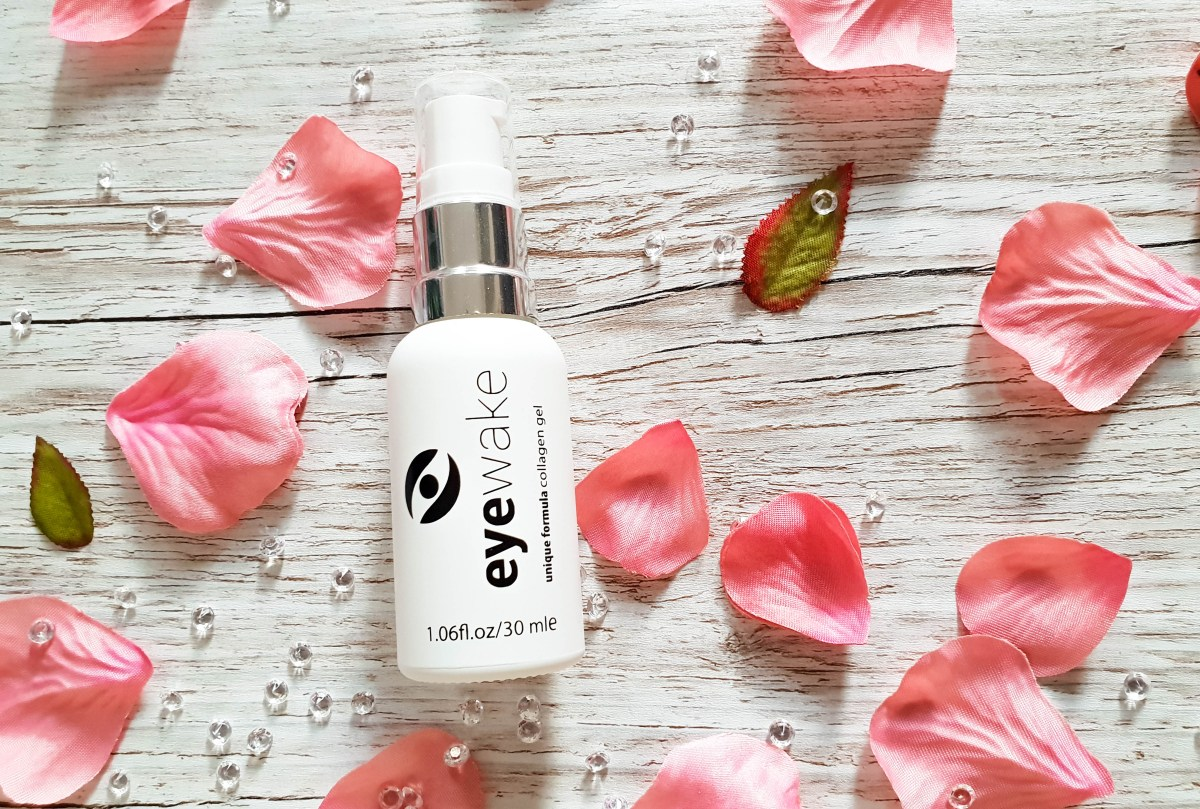 EyeWake Collagen Eye Gel - Review & where to get it