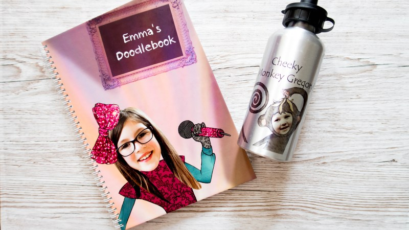 Personalised Back-to-School Essentials from Itsyourstory