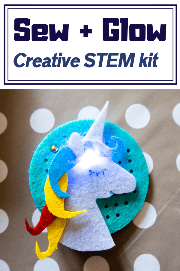 Fun STEM toys for tweens can be hard to find, you want your child to learn, but you want to make learning fun too. My 9-year-old tested out the Sew + Glow kit, and this is what we thought (read more)_