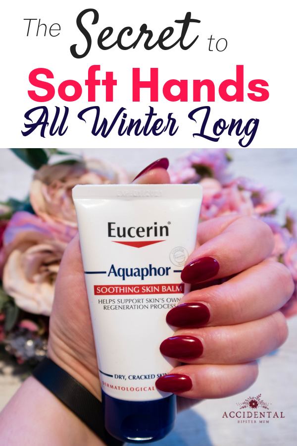 Love having a manicure or getting your nails done but hate how your hands look in the winter? You need to know this simple hack for soft hands all winter long #nails #nailspo #manicure #gelnails