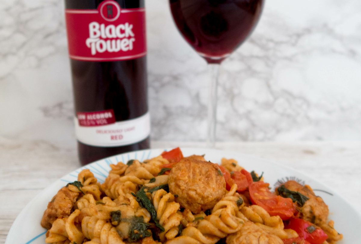 Slimming World-Friendly Wine & Recipe Pairings - 1.5 Syns per Glass?! #CheersToMe (AD)