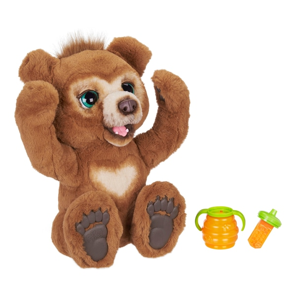 Cubby the bear makes it into the top ten toys for Christmas