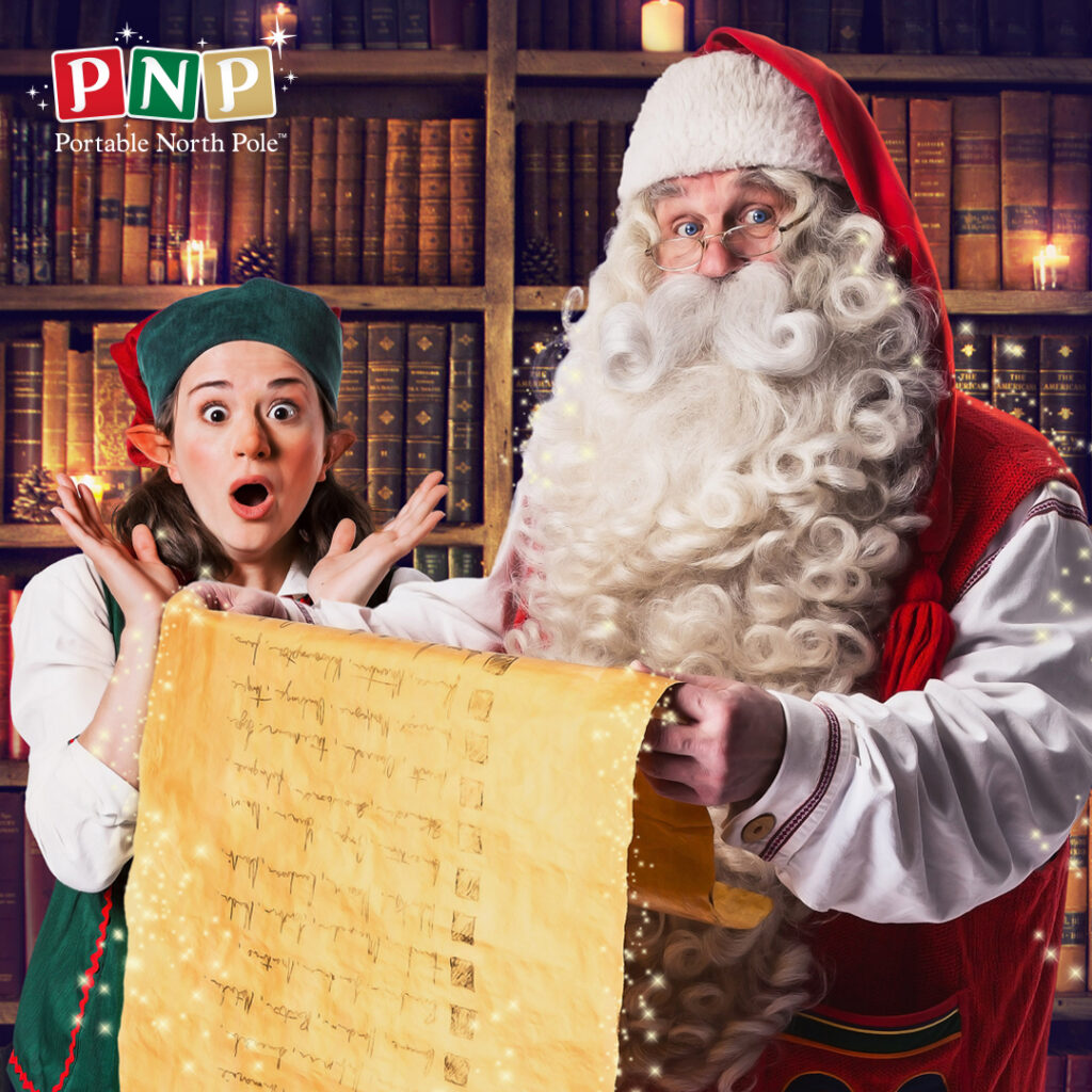 Portable North Pole review of the premium pass