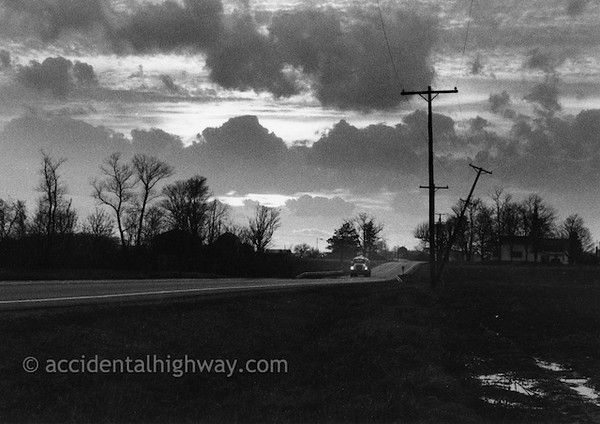 Evening LightsNorthwest, Ohio© karen e. titus | all rights reserved