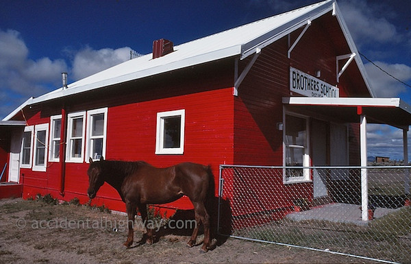 Little Red School HouseBrothers, Oregon© jan albers | all rights reserved