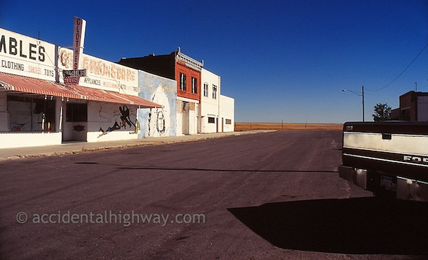 Shoshoni ShopsShoshoni, Wyoming© jan albers | all rights reserved