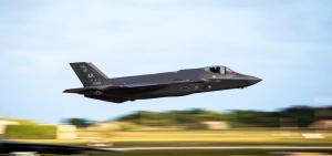 photo of F35 jet