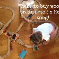 Riding the rails: where to buy wooden train sets in Hong Kong