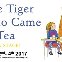 Feeling peckish? Win tickets to The Tiger Who Came To Tea!
