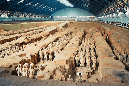 Image-of-New-China-Travel-Destination-Xi-an-terra-cotta-warriors