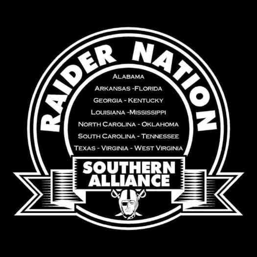 SPORTS-RAIDERS-SOUTHERN-ALLIANCE