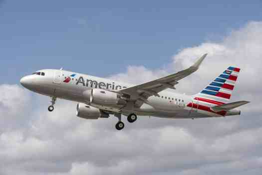 American_Airlines_Airbus_A319