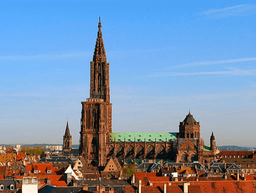 Image-of-France--Strasbourg-Cathedral-of-Notre-Dame-Jonathon-Martz