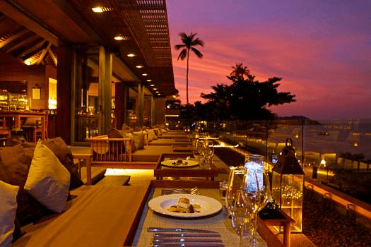 Image-of-koh-samui-restaurant-sunset