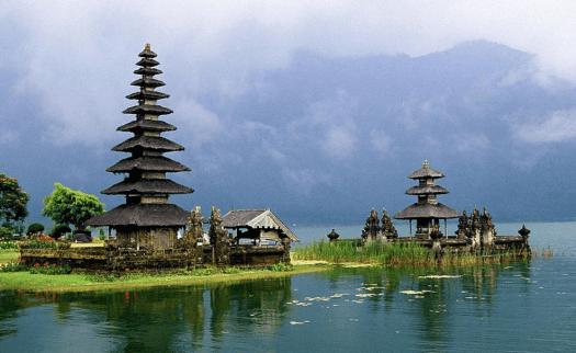 Bali Landscape (Temple in Bali)-1