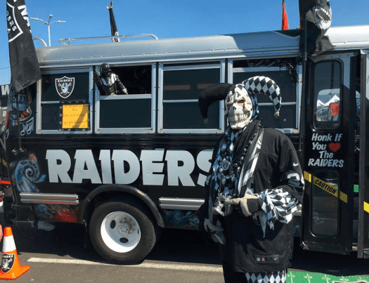 Sports-raiders-southern-alliance-bus