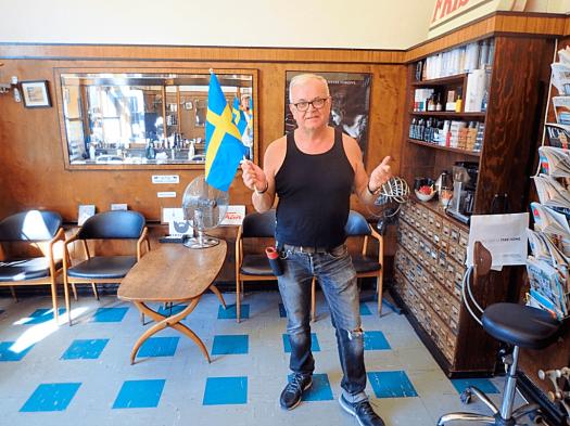 Traditional-mens-barbershop-Stockholm-Sweden #atwhk