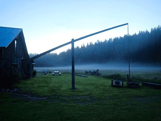 Sweden-Umea-19th-century-farm