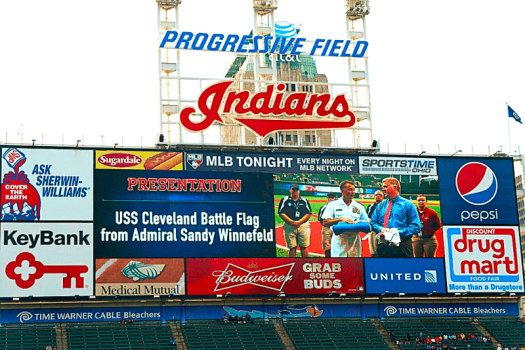 Sports-mlb-progressive-field-cleveland-indians