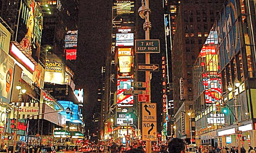 New-york-times-square-at-night