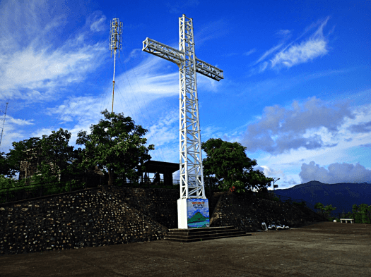 image-of-cross-atop-a-hill-in-palawan-philippines