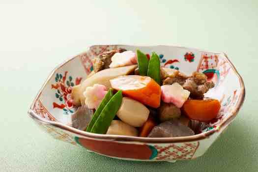 Chikuzen Ni  Country-styled Stewed Vegetables_Carousel  Royal Plaza on Scotts