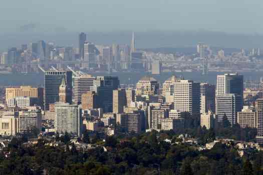 Oakland-The-Town