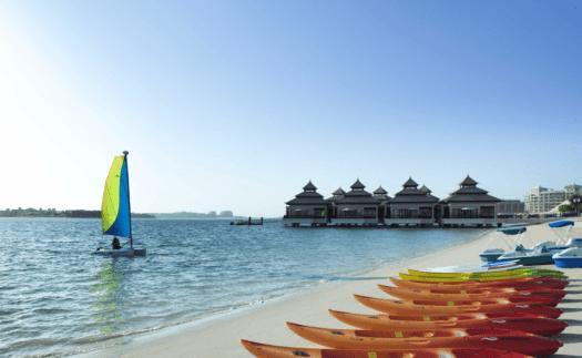 Uae-dubai-tourism- Water-Sports