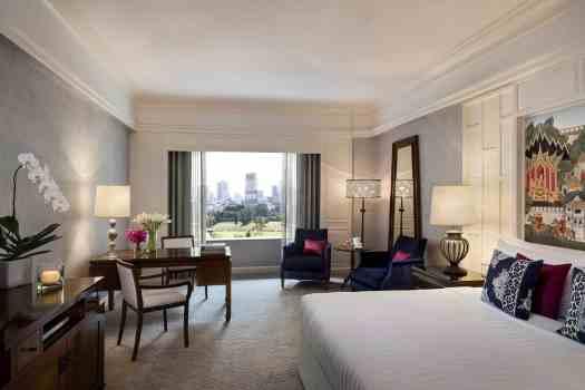 Thailand-bangkok-hotel-anantara-siam-Deluxe View Room