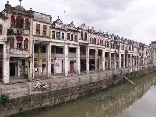 China-chikan-euorpean-street