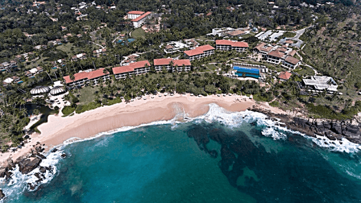 Sri-Lanka- hotel-Anantara-peace-haven-tangalle-Aerial- View