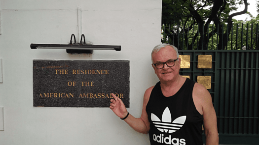Michael-Taylor-outside-US-Ambassadors-residence-in-bangkok