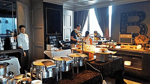 Thailand-bangkok-hotel-muse-breakfast-buffet