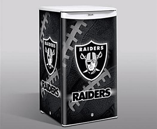 Raiders-fridge
