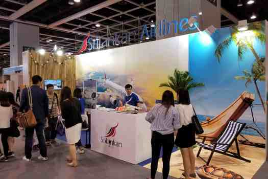 image-of-sri-lankan-airlines-booth-at-international-travel-expo