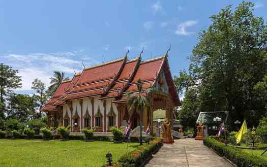 image-of-Mengrai-Maharat-Buddhist-temple-Chiang-Rai-Thailand