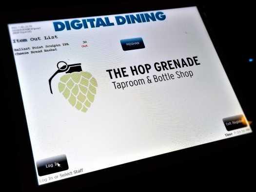 digital-dining-menu