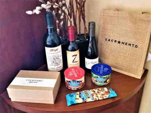 image-of-visit-sacramento-welcome-gifts