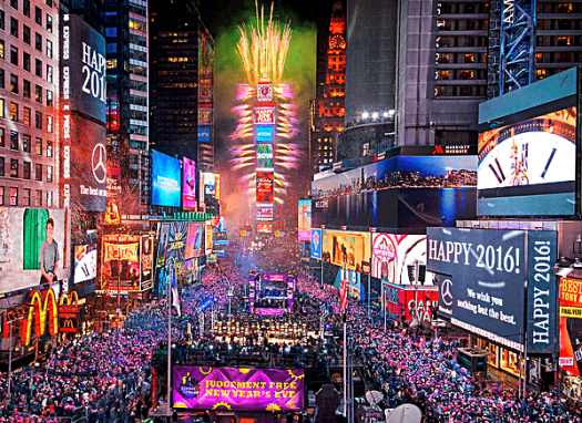 Time-Square-New-York-City-New-Years-Eve