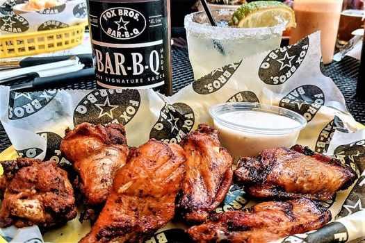 Fox-Brothers-Bar-B-Q-chicken wings