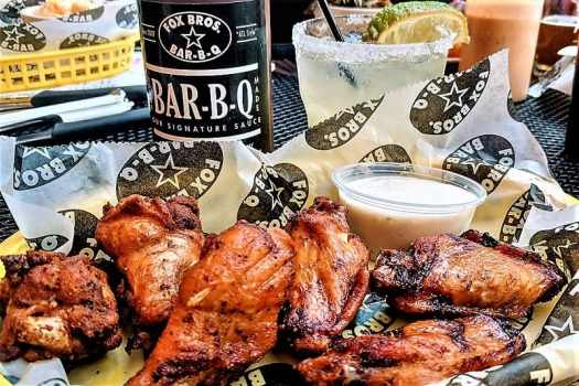 Fox-Brothers-Bar-B-Q-chicken wings