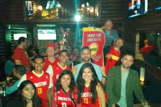 houston-rockets-fans-at-cabin-in-san-francisco