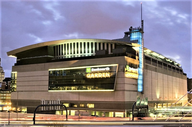 TD-garden-sports-arena-in-boston-massachusetts