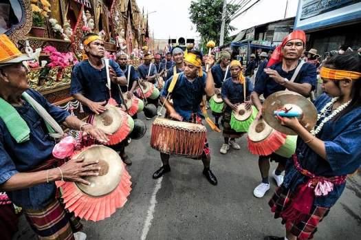 drummers-performing-at-yasothon-rocket-festival