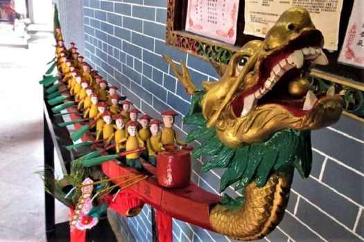 dragon-boat-replica-at-tam-kung-temple-in-hong-kong