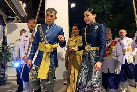 king-and-queen-of-thailand