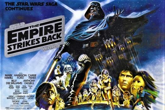 EMPIRE STRIKES BACK POSTER (2)