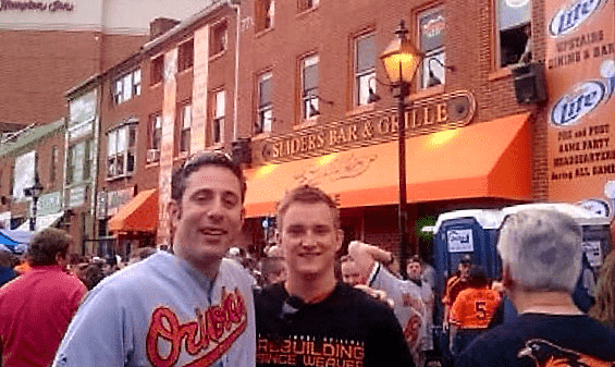 baseball-fans-at-sliders-bar-and-grill-in-baltimore
