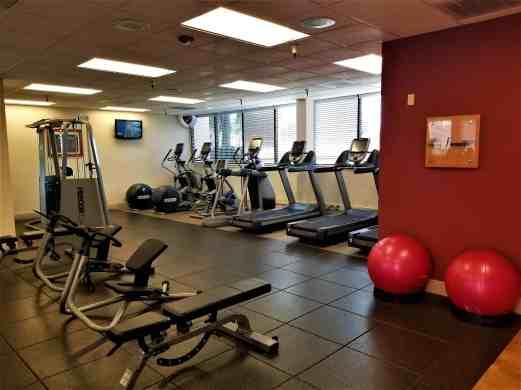 70days concord hotel hilton fitness (2)